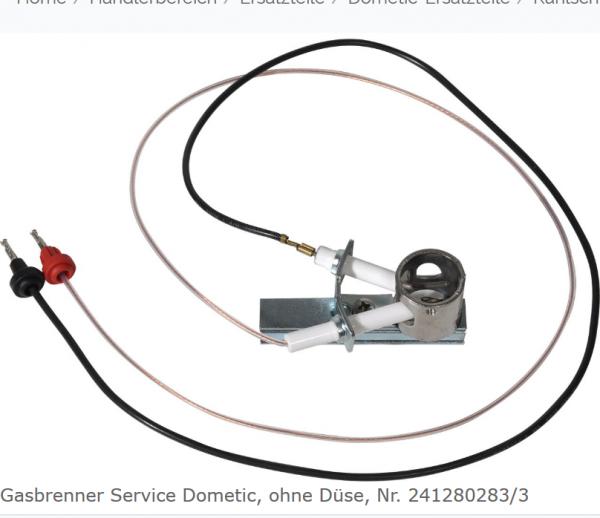 "Dometic-Electrolux-Brenner "" Neu """