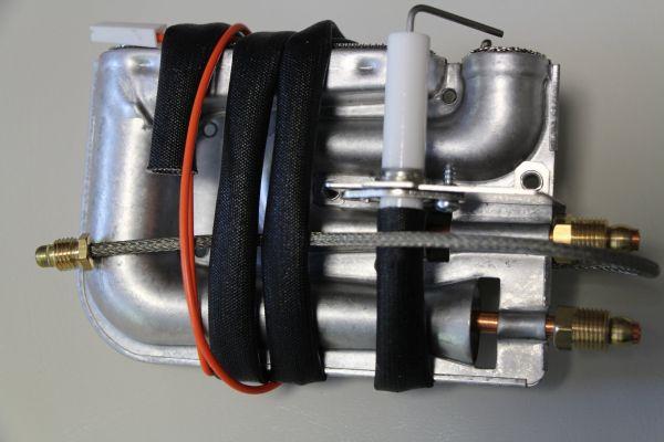 Brenner S 3002 /4 (P), 30 mbar Für alle Zündungen