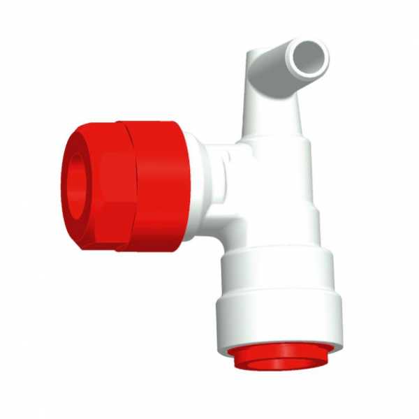Truma- C Heizung Wasseranschluss ( Warm) JG 12 mm