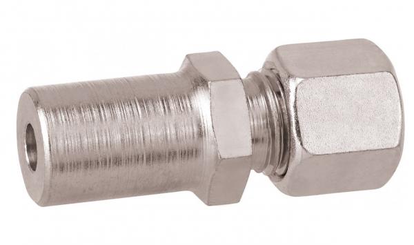 Gok Reduziereinsatz 12 mm Rohrstutzen auf 8mm