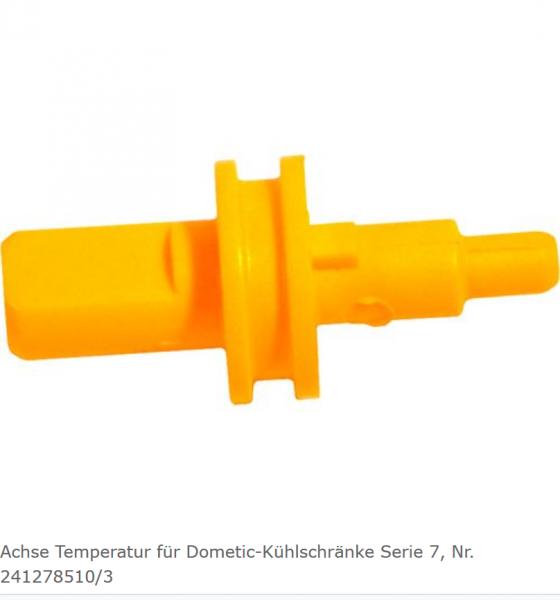 Dometic-Achse Temperatur für Dometic-Kühlschränke Serie 7,