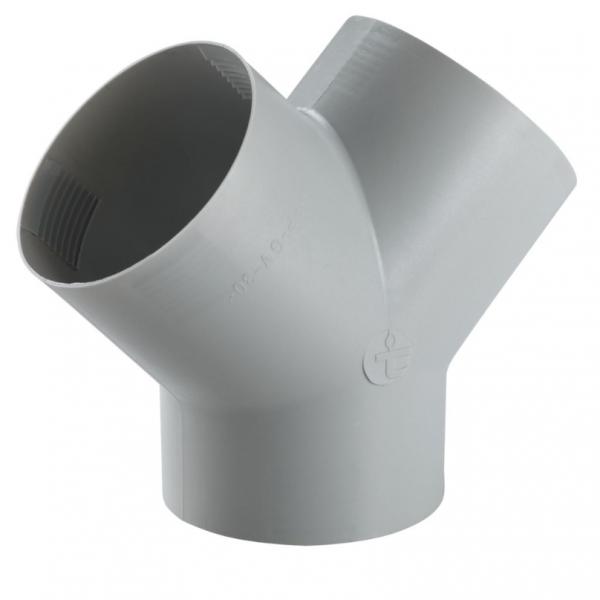 Truma-Y - Verteiler für Rohre Ø 65 oder72 mm